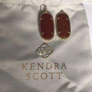 """Kendra Scott 1.5"""" Earrings"""